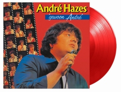Andre Hazes - Gewoon Andre  Ltd rood  LP
