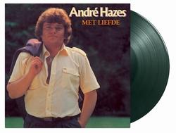 Andre Hazes - Met Liefde  Ltd groen  LP