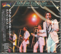 Double Exposure - Ten Percent Ltd.   CD