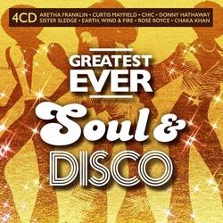 Greatest Ever Soul & Disco   CD4