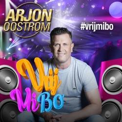 Arjon Oostrom - Vrijmibo  CD-Single