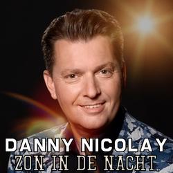 Danny Nicolay - Zon In De Nacht  CD-Single
