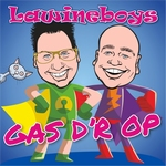 Lawineboys - Gas D'r Op  CD-Single