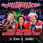 Snollebollekes - Feest Waarvan Ik Morgen Niks Meer Weet   CD-Single