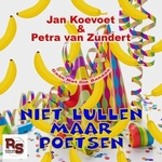 Jan Koevoet & Petra van Zundert - Niet lullen maar poetsen  CD-Single