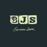3JS - Samen door / Hier voor jou  (Ltd Edit)  CD-Single