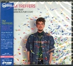 Tim Treffers - Never trust a man in a fur coat (Ltd Japan)  CD