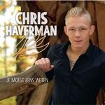Chris Haverman - Je moest eens weten  CD-Single