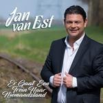 Jan van Est - Er Gaat Een Trein Naar Niemandsland  CD-Single