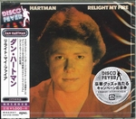 Dan Hartman - Relight my fire + Bonus Ltd.  CD