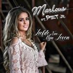Marlous feat Piet Jr. - Liefde van mijn leven  CD-Single