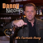 Danny Nicolay - M'n Favoriete Kroeg  CD-Single