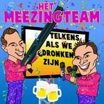 Het Meezingteam - Telkens Als We Dronken Zijn  CD-Single