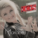 Marlane - We Gaan Los Vannacht  CD-Single