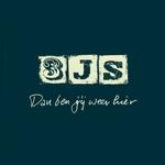 3JS - Dan ben jij weer hier (Ltd U2 Editie)  4 Track EP