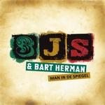 3JS & Bart Herman - Man in de spiegel  3Tr. CD Single