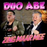 Duo Abe - Zing Maar Mee  CD-Single