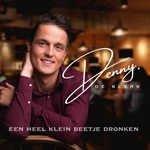 Denny de Klerk - Een heel klein beetje dronken  CD-Single