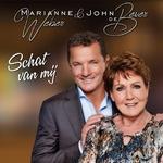 Marianne Weber & John de Bever - Schat van mij  CD-Single