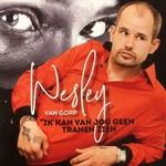 Wesley van Gorp - Ik kan van jou geen tranen zien  CD-Single