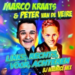 Marco Kraats & Peter van de Veire - Links, Rechts, Voor.....  CD-Single