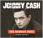 Johnny Cash - The Greatest: The Number Ones (Deluxe Version  CD+DVD