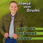 Jamie van Boxtel - Lach En Leef Met Elkaar  CD-Single