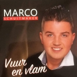 Marco Schuitmaker - Vuur en vlam  CD-Single