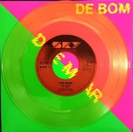 Doe Maar - De Bom (Ltd 3track vinyl single)  7""
