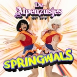 Alpenzusjes - Springwals  CD-Single