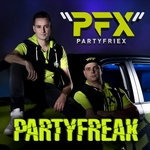 PartyfrieX - Partyfreak  CD-Single