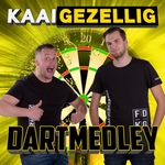 Kaaigezellig - Dartmedley  CD-Single