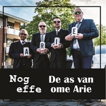 Nog Effe - De as van Ome Arie  CD-Single