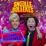 Snollebollekes & Kalvijn - Leuke Sfeer Wel  CD-Single