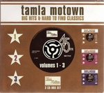Tamla Motown: Big Hits & Hard to Find Classics, Vol. 1-3  CD3