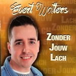 Evert Wolters - Zonder jouw lach  CD-Single