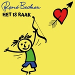 Rene Becker - Het is raak  CD-Single