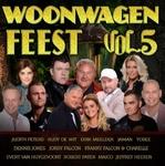 Woonwagen Feest Vol.5  CD