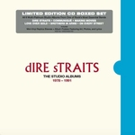 Dire Straits - The Studio Albums 1978-1991  Ltd. box-set  CD6