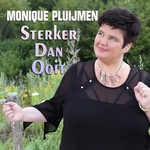 Monique Pluijmen - Sterker dan ooit  CD-Single