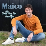 Maico - We Doen Nog Een Drankje  CD-Single