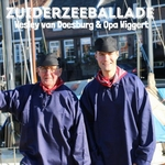 Wesley van Doesburg en Opa Wiggert - Zuiderzee ballade  CD-Single