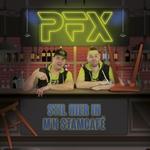 PartyfrieX - Stil Hier In M'n Stamcafe  CD-Single