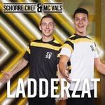 Schorre Chef & MC Vals - Ladderzat  CD-Single