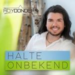 Roy Donders - Halte Onbekend  CD-Single