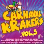 Carnaval Krakers vol. 5  CD