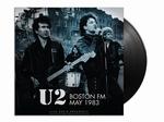 U2 - Boston FM May 1983   LP