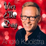 Andre Kooistra - Vier elke dag  CD-Single