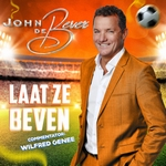 John De Bever - Laat Ze Beven  CD-Single