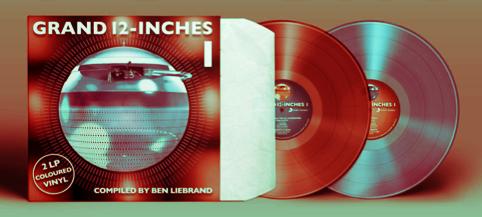 Grand 12 Inches 2 (Coloured Vinyl)   LP2